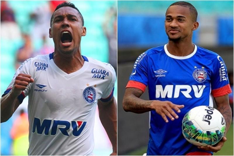 Bahia confirma renovação de contrato de Edigar Junio e Eduardo