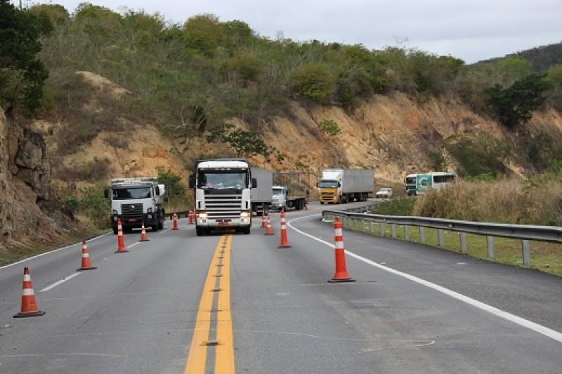 Radares das BRs 116 e 324 já começaram a funcionar nas rodovias, diz PRF