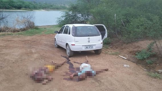 Triplo homicídio em Itaberaba com requinte de crueldade