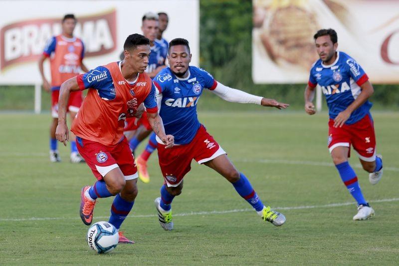 Bahia estreia pelo Nordestão contra o Fortaleza