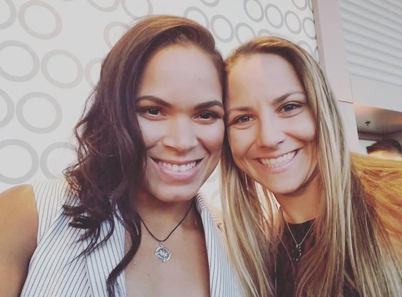 Campeã do UFC, Amanda Nunes deve ser mãe ainda este ano