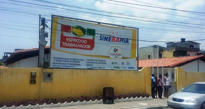 Madre de Deus: Sinebahia oferece vaga para técnico de suporte