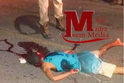 Menor é assassinado a tiros em Madre de Deus