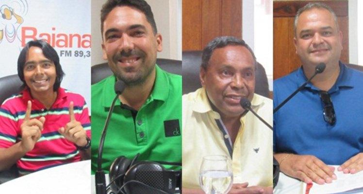 Prefeitos da região são empossados neste domingo (1º)