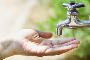 Fornecimento de água em Salvador