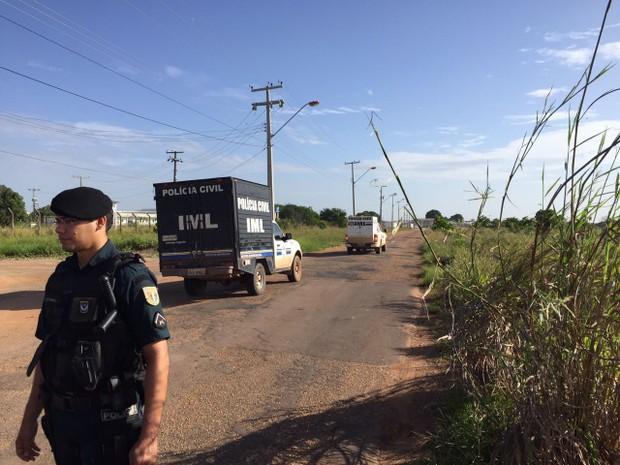 Mais de 30 presos morrem na penitenciária de Roraima