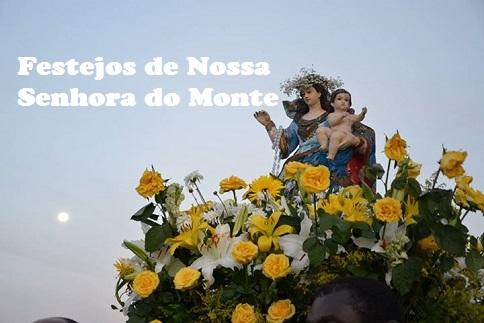 Novenário de Nossa Senhora do Monte Recôncavo inicia nesta terça-feira (24)