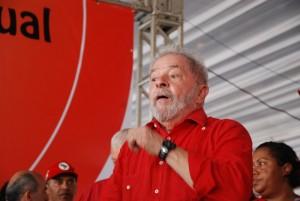 Para o ex-presidente Lula, crise é culpa do governo atual