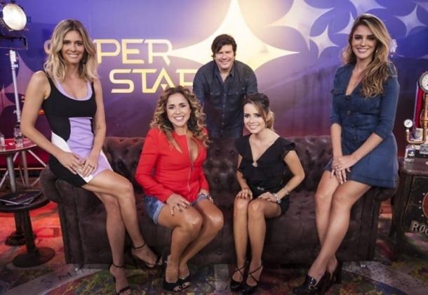 SuperStar sai da programação da Globo após fiasco no Ibope
