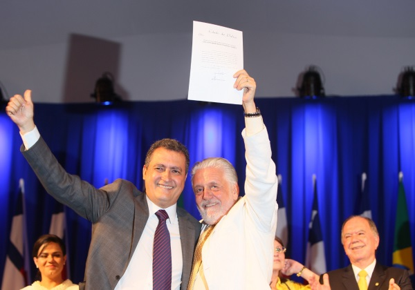 Wagner aceita convite de Rui para Secretaria de Desenvolvimento Econômico